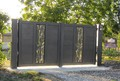 portail alu Tschoeppé