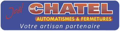SARL CHATEL AUTOMATISMES & FERMETURES